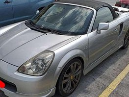 FOR SALE!!! Toyota Mrs 1999-2001 1.8 1zz rear engine