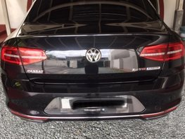 2016 Volkswagen Passat Black For Sale