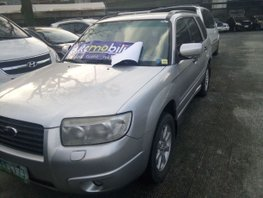 2006 Subaru Forester Gas AT For Sale