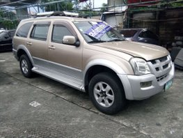2005 ISUZU ALTERRA DIESEL AT For Sale