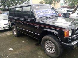 1990 Mitsubishi Montero for sale