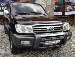 *** Toyota Land Cruiser 100 *** - 1999 Model - Local Unit