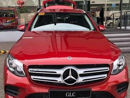 For Sale 2018 Mercedes-Benz GLC 250 4MATIC AMG Line RED