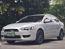 2012 Mitsubishi Lancer EX MT for sale