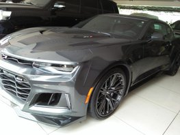 2018 Chevrolet Camaro Zl1 Supercharged for sale