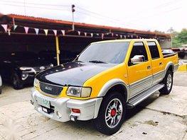 2001 Isuzu Fuego Sport 4x4 Manual Transmission