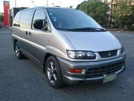 Mitsubishi Spacegear 1998 for sale