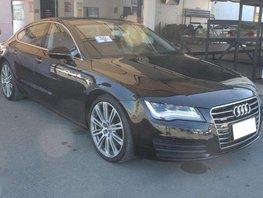 2012 Audi A7 3.0 TFSI Quatro AT Gas HMR Auto auction