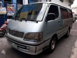 1999 Toyota Hiace commuter gas FOR SALE