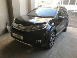 2017 HONDA BR V automatic top of  the line model