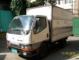 Mitsubishi Canter Delivery Truck 1998 for sale