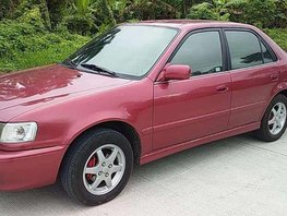 Toyota Corolla baby Altis 2000 mdl manual