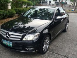 Good as new Mercedes-Benz C200 2009 for sale