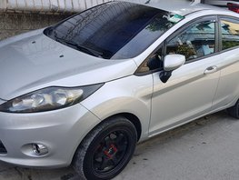 Ford Fiesta 2011 M/T for sale