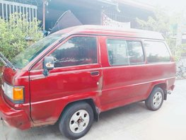 Toyota Hiace 1995 model in good condition malinis po