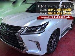 2018 LEXUS Lx 570 New for sale