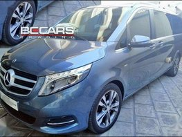 2018 Mercedes Benz V220d 2500 Kms Only Local Cats