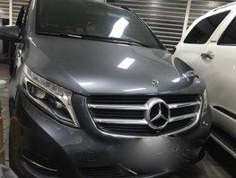 2018 MERCEDES BENZ V220D for sale