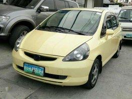 2002 Honda Jazz for sale