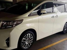 Toyota Alphard AT 2018 LXV FOR SALE