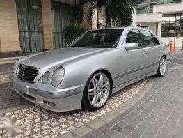2001 Mercedes Benz E240 for sale