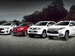 Mitsubishi Philippines price list - August 2019