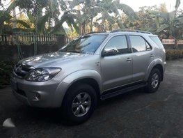 Toyota Fortuner 2006 for sale
