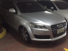 Selling 2nd Hand Audi Q7 2007 in San Juan