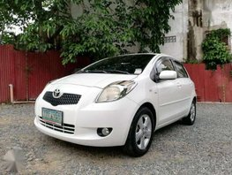 2009 Toyota Yaris 1.5 Manual for sale