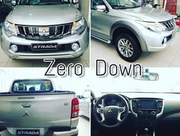 MITSUBISHI STRADA 2018 FOR SALE