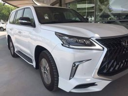 2019 Lexus Lx450d Super Sports Diesel for sale