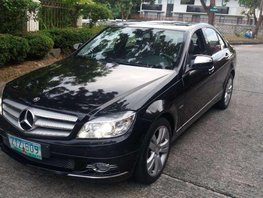 2009 Mercedes Benz C200 kompressor FOR SALE