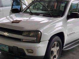 Chevy Trailblazer SUV 7 Seater White 2005 Automatic