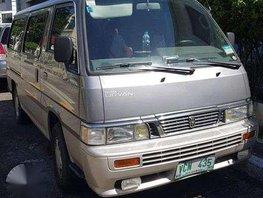 Nissan Urvan 2004 model Manual tranny
