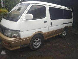 2005 Toyota Hi Ace Fresh in and out