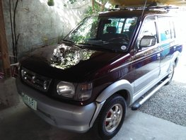 Mitsubishi Adventure Super Sport 2000