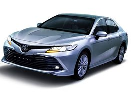 Sell Brand New 2019 Toyota Camry in Manila