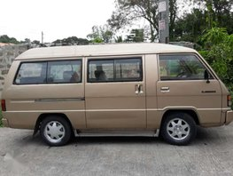 Mitsubishi versa van L300 1991 model for sale
