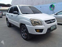 2010 Kia Sportage 2.0 CRDI AT Automatic Transmission
