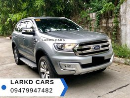 2017 Acquired  Ford Everest 3.2 Titanium 4WD