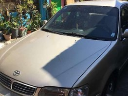 FOR SALE Toyota Corolla baby Altis 2000