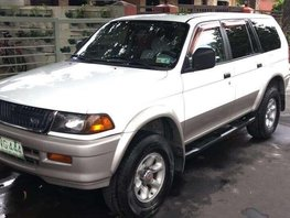 1997 Mitsubishi Montero Sport for sale