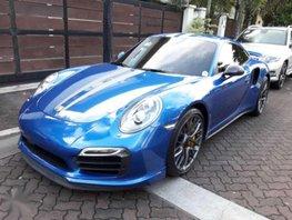 2016 Porsche 911 Turbo S Local Unit