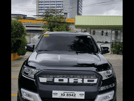 Ford Everest Trend 2017 for sale