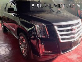 2019 CADILLAC ESCALADE BULLETPROOF FOR SALE