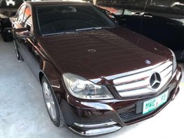 2011 Mercedes Benz C200 37t kms for sale