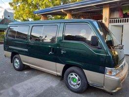 Nissan urvan escapade 2002 diesel for sale