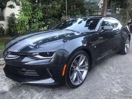 2017 CHEVY Camaro RS 36L V6 engine gasoline automatic