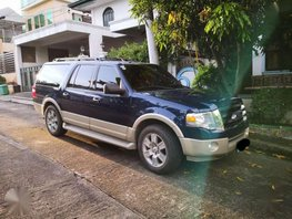 FORD EXPEDITION EL 2010. RUSH.