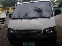 Toyota Hiace Commuter Van 2001 for sale
